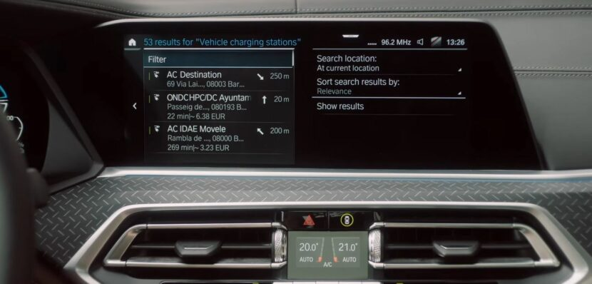 bmw charging points navigation search 830x398