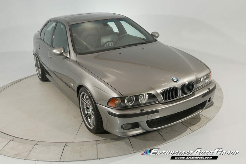 2002 BMW E39 M5 with Dinan Mods 44 830x553