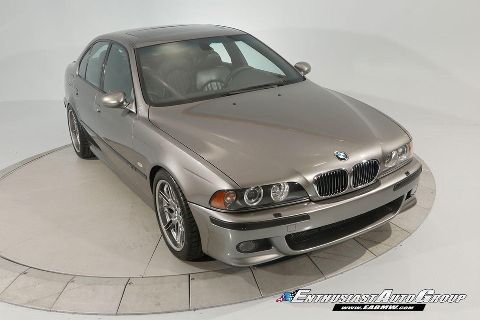 2002 BMW E39 M5 with Dinan Mods 44