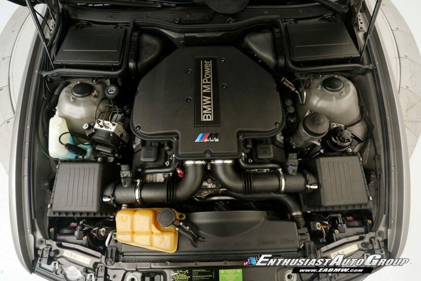 2002 BMW E39 M5 with Dinan Mods 47 830x553
