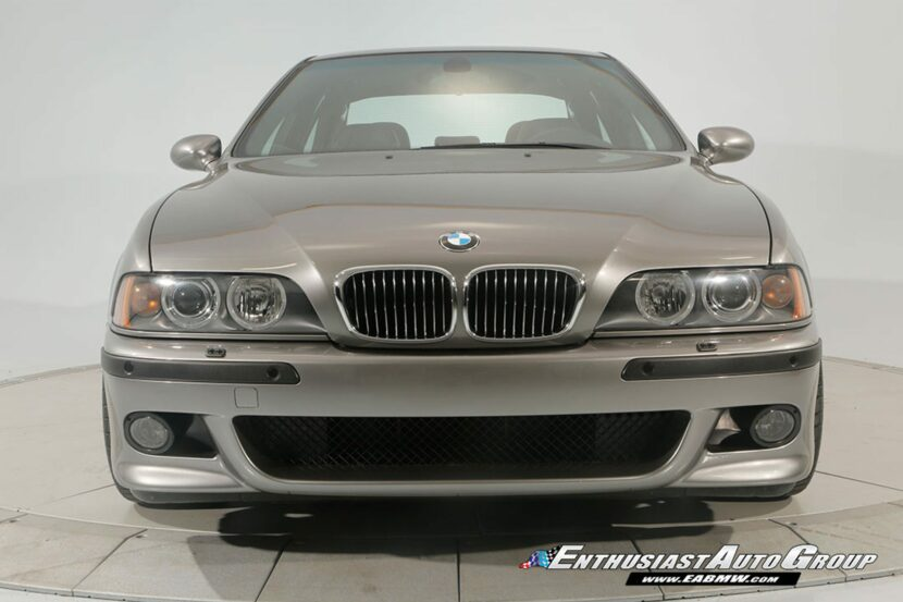 2002 BMW E39 M5 with Dinan Mods 55 830x553