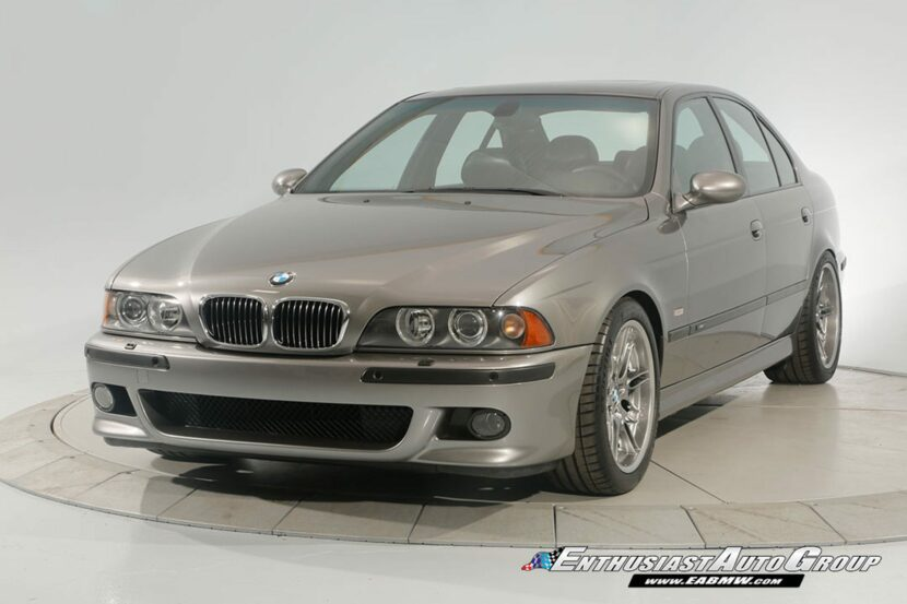 2002 BMW E39 M5 with Dinan Mods 56 830x553