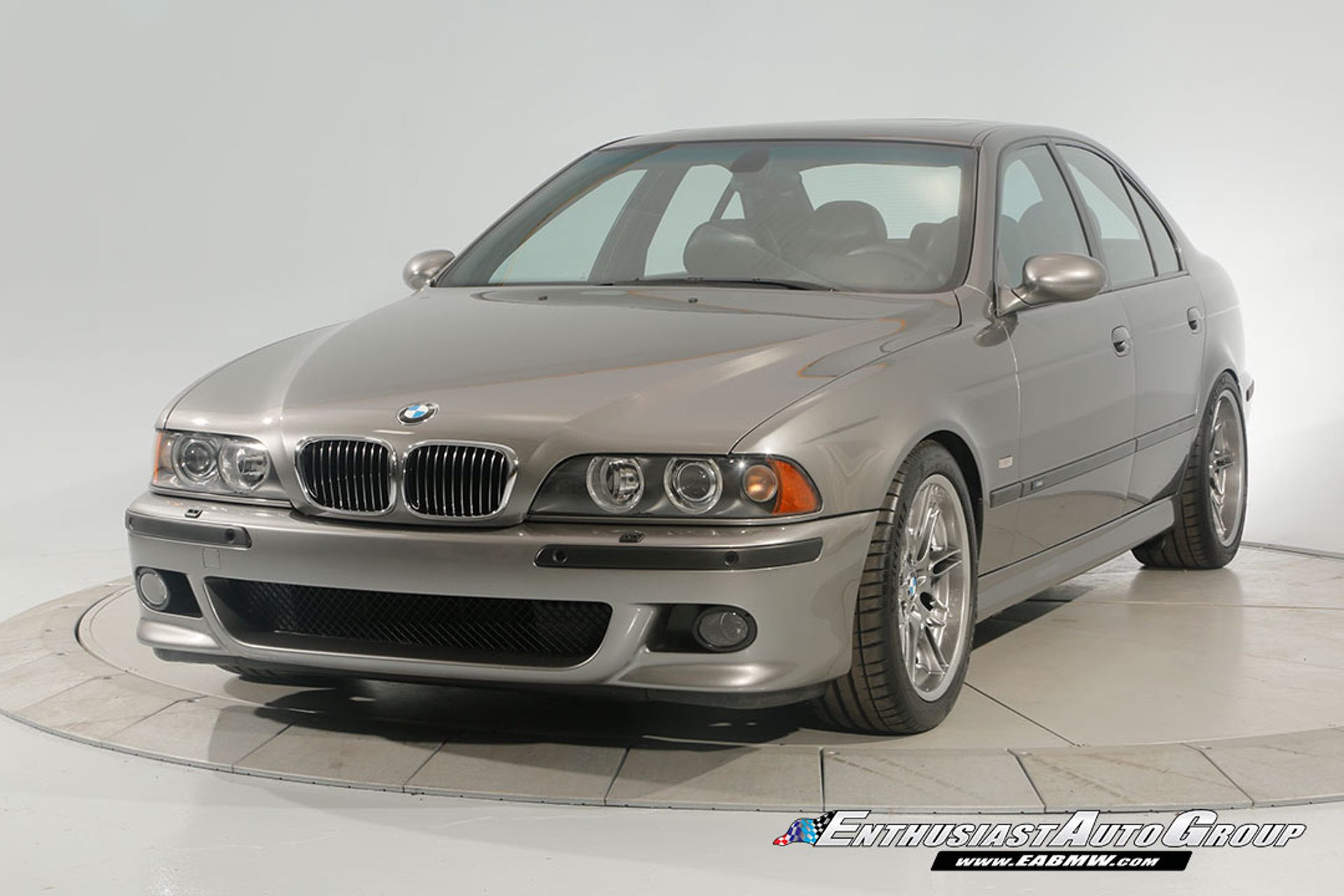 2002 BMW E39 M5 with Dinan Mods 56