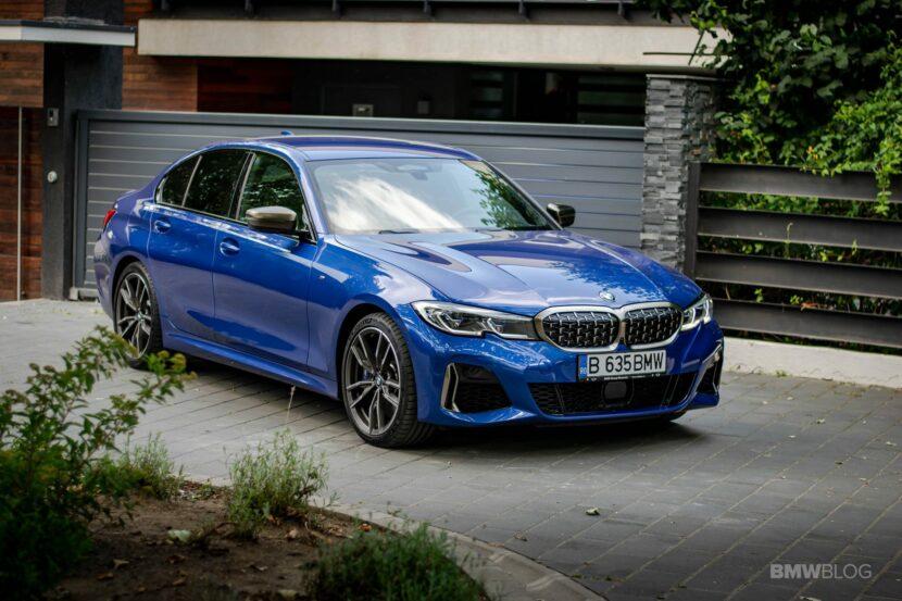 2020 BMW M340i sedan test drive 16 830x553