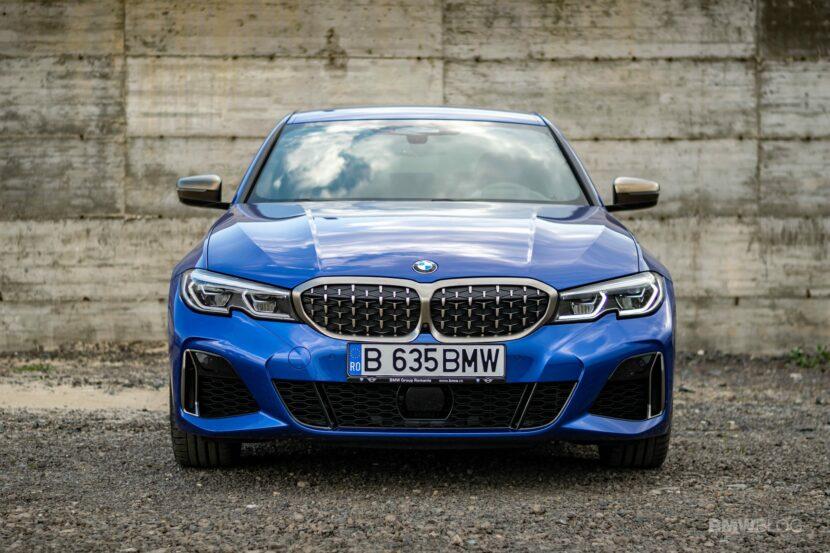 2020 BMW M340i sedan test drive 29 830x553