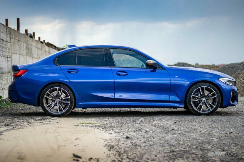 2020 BMW M340i sedan test drive 31 830x553
