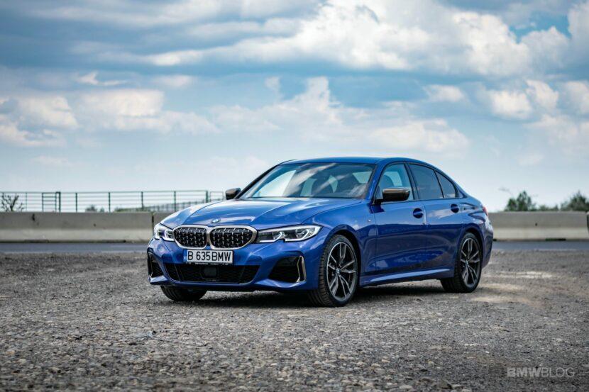 2020 BMW M340i sedan test drive 35 830x553
