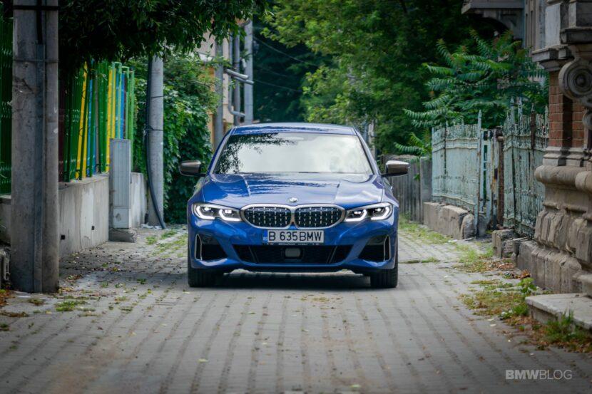 2020 BMW M340i sedan test drive 39 830x553