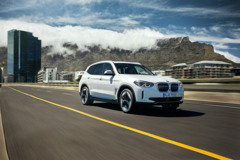 2020 BMW iX3 electric SUV 07 830x553
