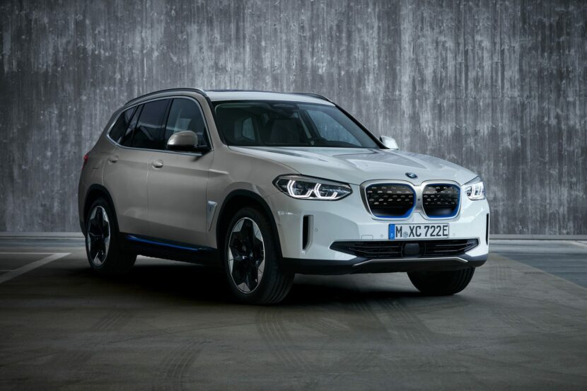 2020 BMW iX3 electric SUV 27 830x553