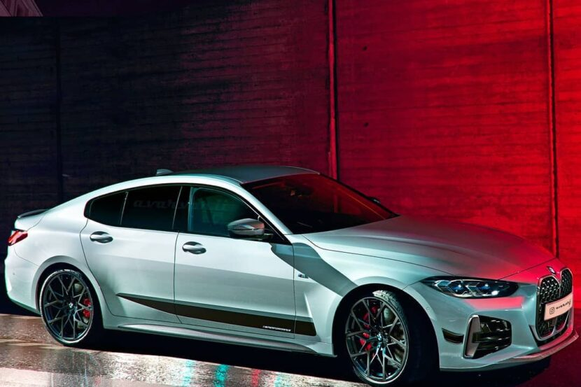 2021 BMW 4 Series Gran Coupe 830x553