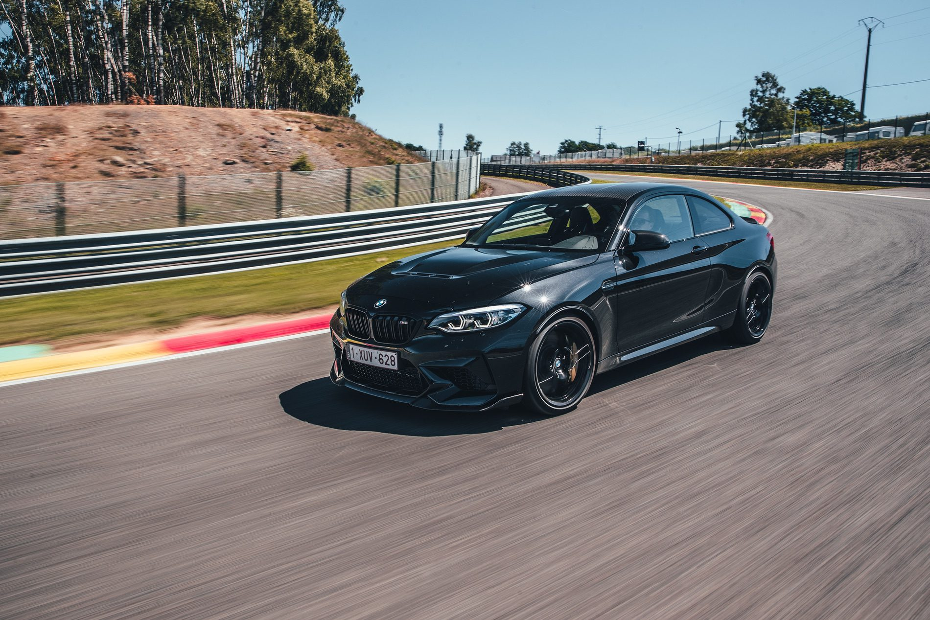 2021 BMW M2 CS Black Sapphire 07