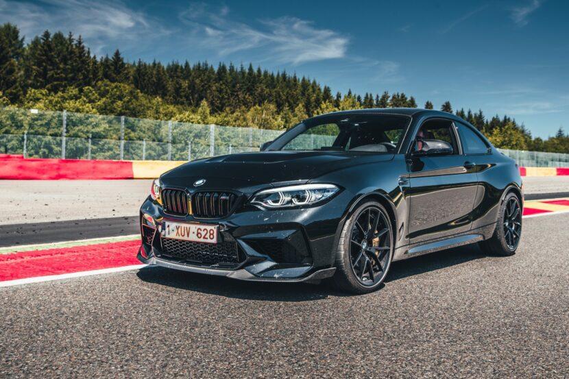 2021 BMW M2 CS Black Sapphire 11 830x553