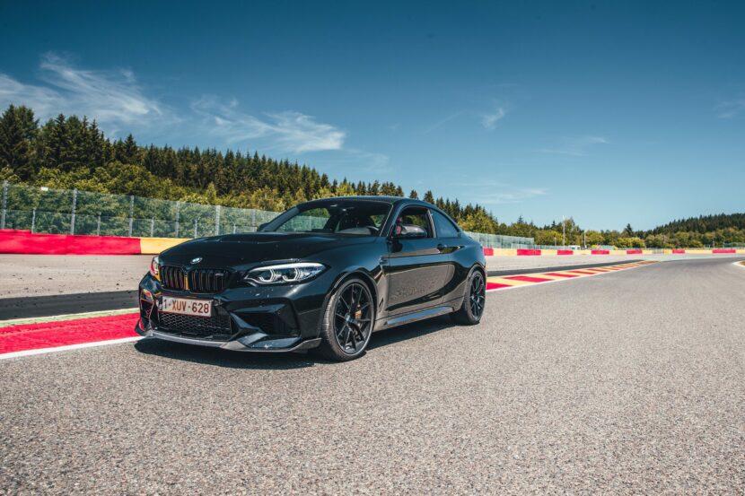 2021 BMW M2 CS Black Sapphire 12 830x553