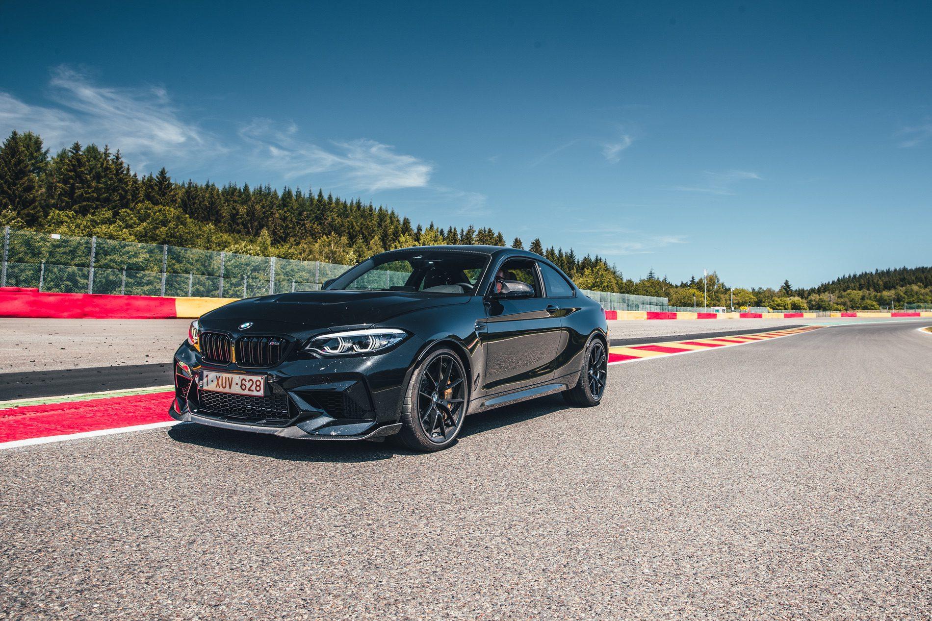 2021 BMW M2 CS Black Sapphire 12