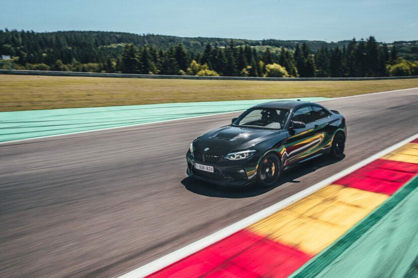 2021 BMW M2 CS Black Sapphire 20 830x553