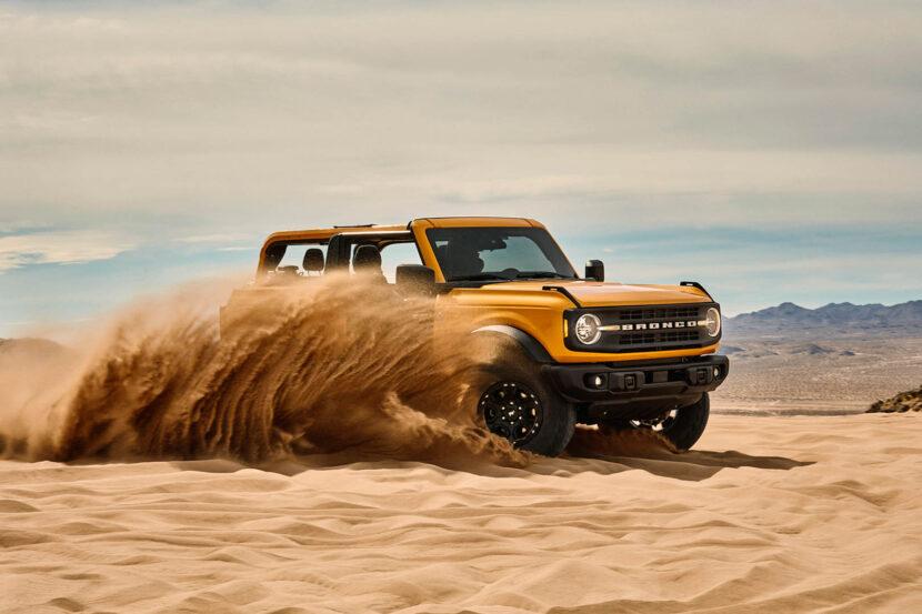 2021 Ford Bronco 7 830x553