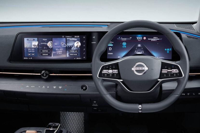 2021 Nissan Ariya 2 830x553