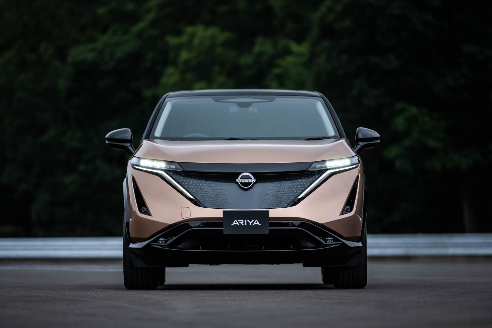 2021 Nissan Ariya 8