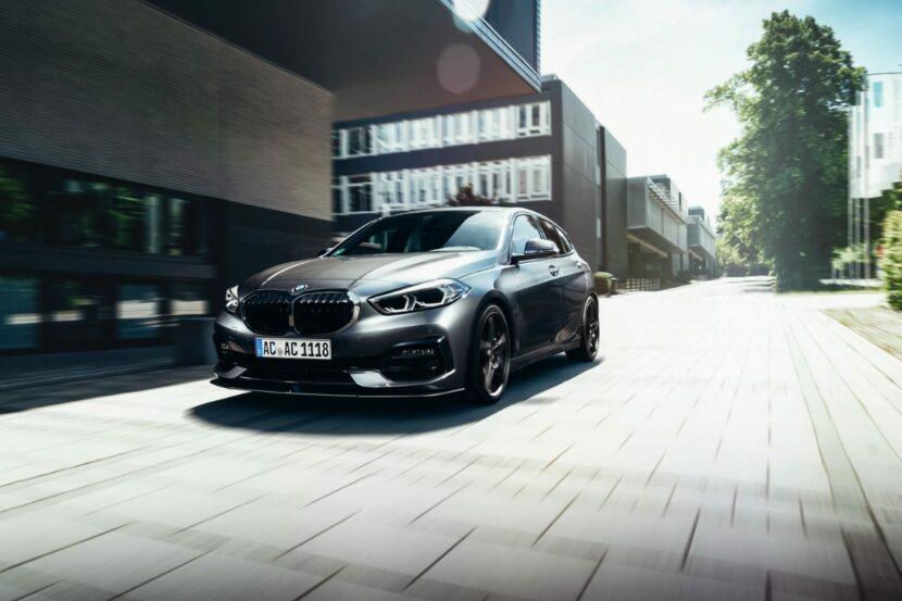 AC Schnitzer F40 BMW 1 Series 06 830x553