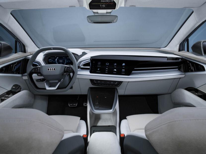 Audi Q4 Sportback e tron 6 830x623