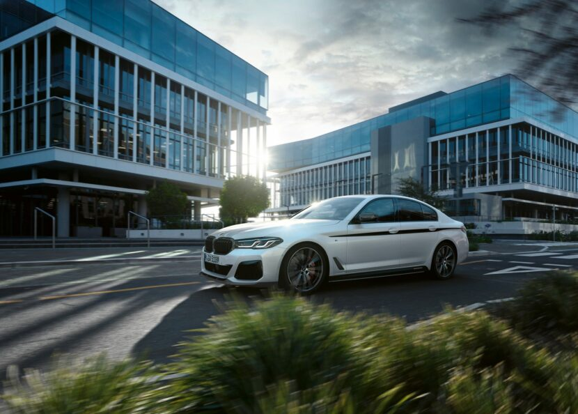 BMW 5 Series facelift M Performance Parts 00 830x594
