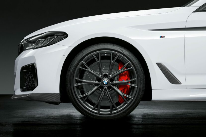 BMW unveils new M Performance Parts for the 2020 BMW 5 Series Facelift