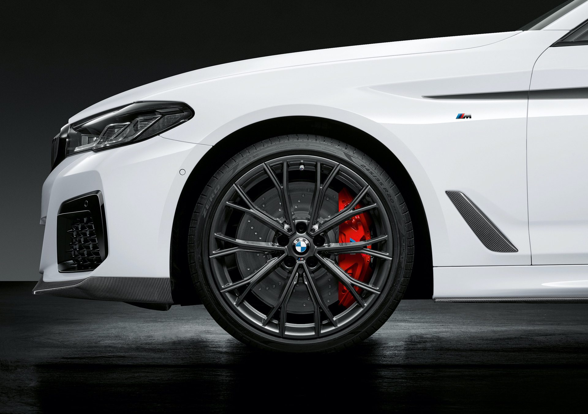 BMW 5 Series facelift M Performance Parts 20