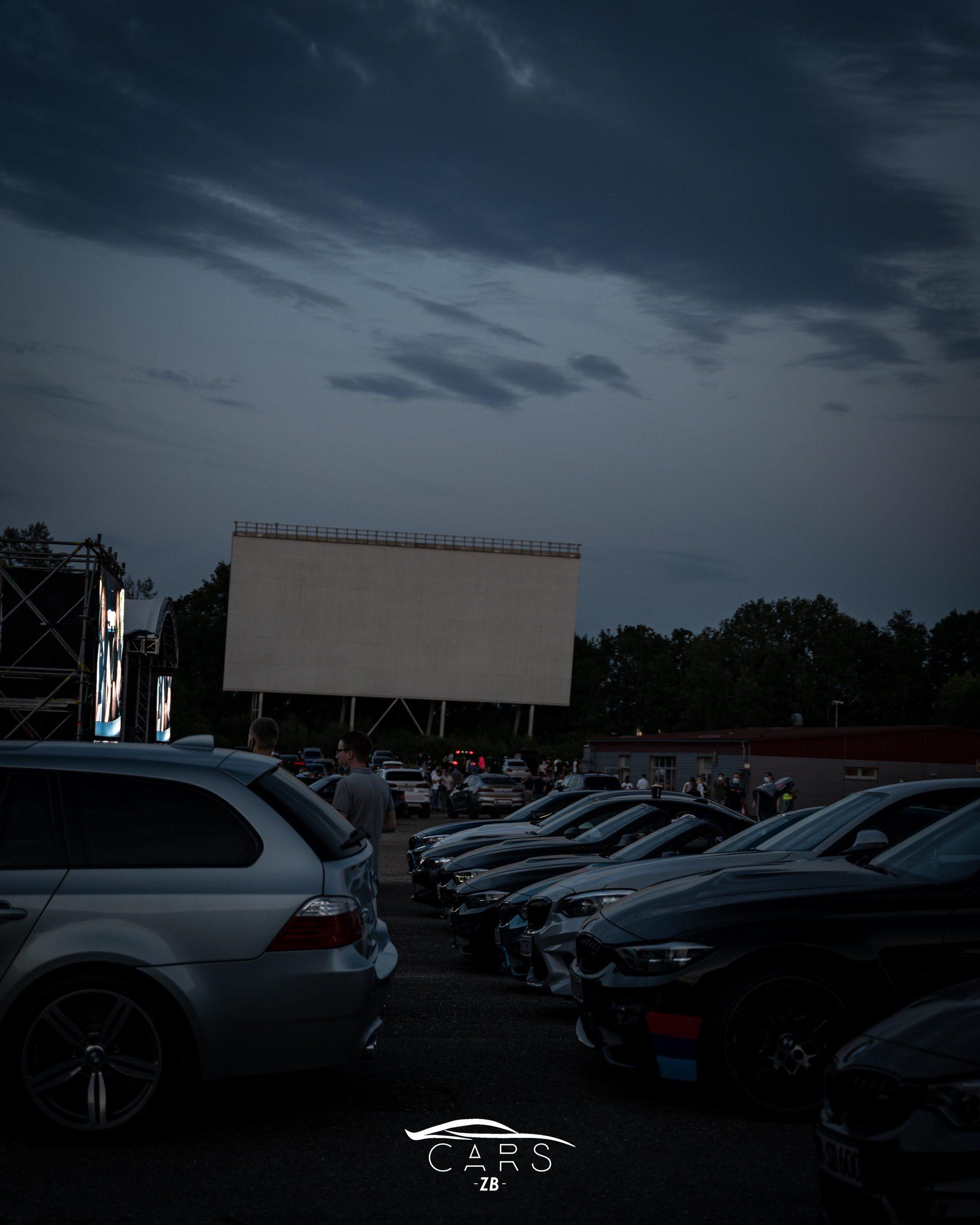 BMW M Movie Night 48