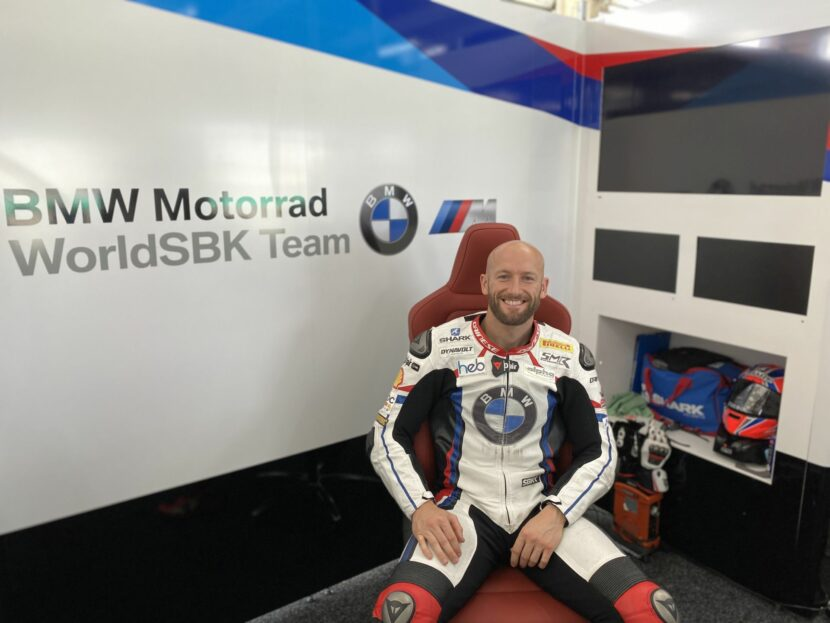 BMW M Seats for WorldSBK team 3 830x623