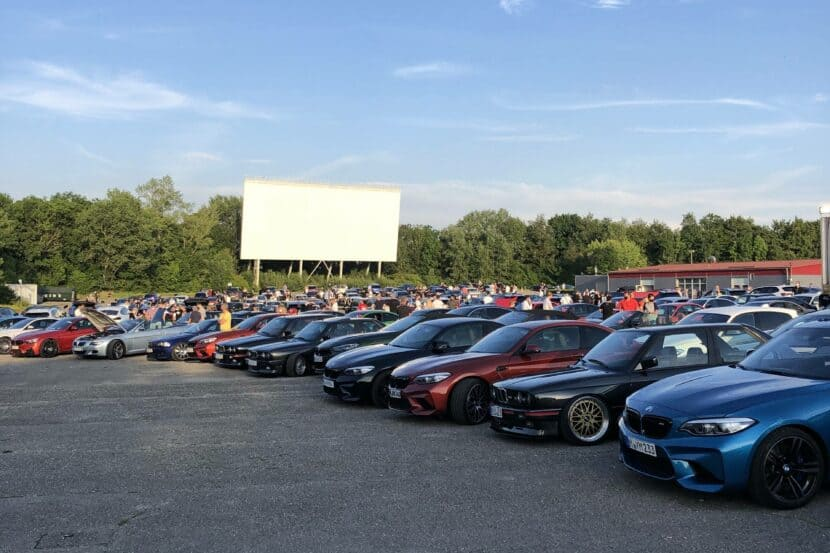 BMW M movie night 26 830x553