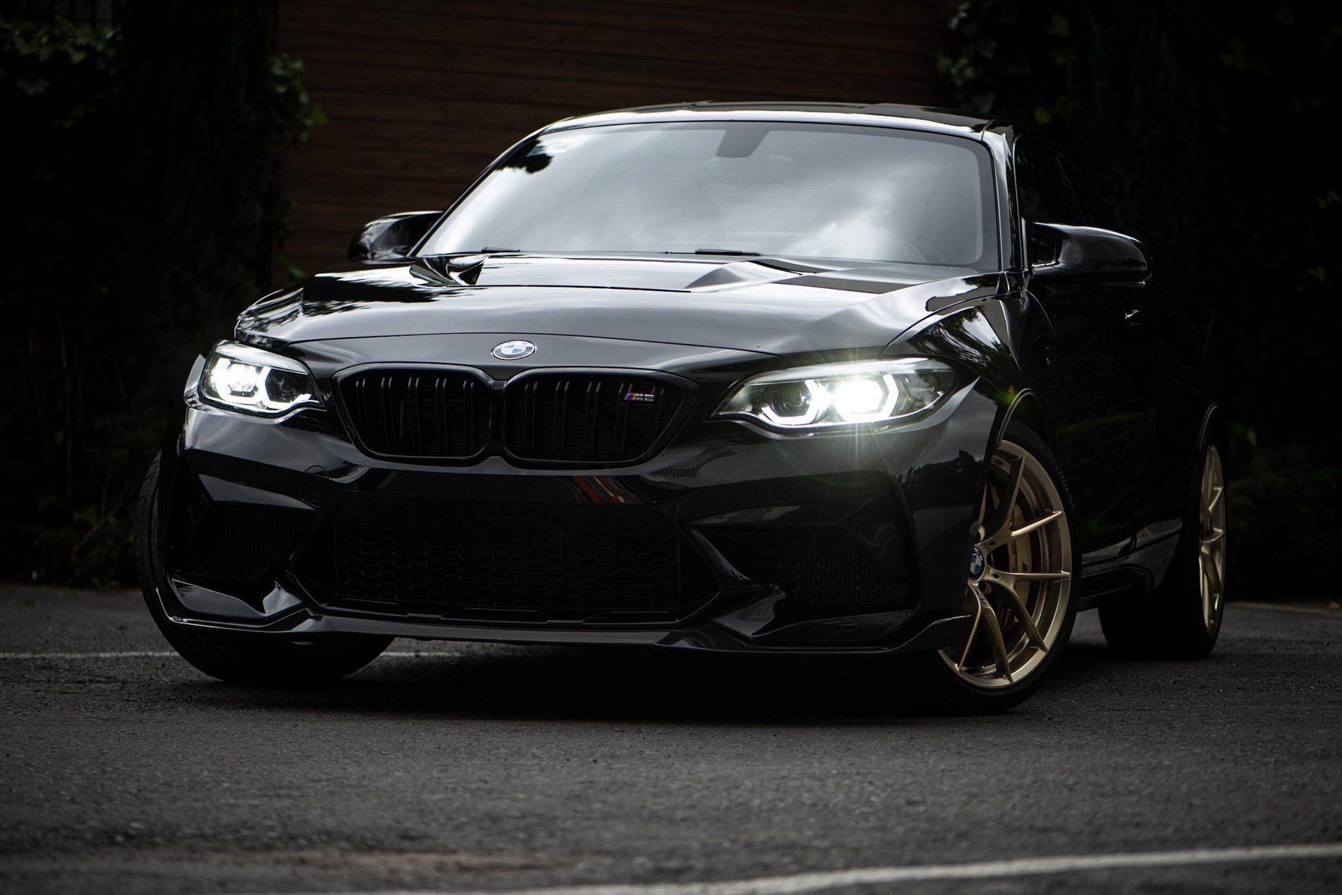 BMW M2 CS Black Sapphire 12