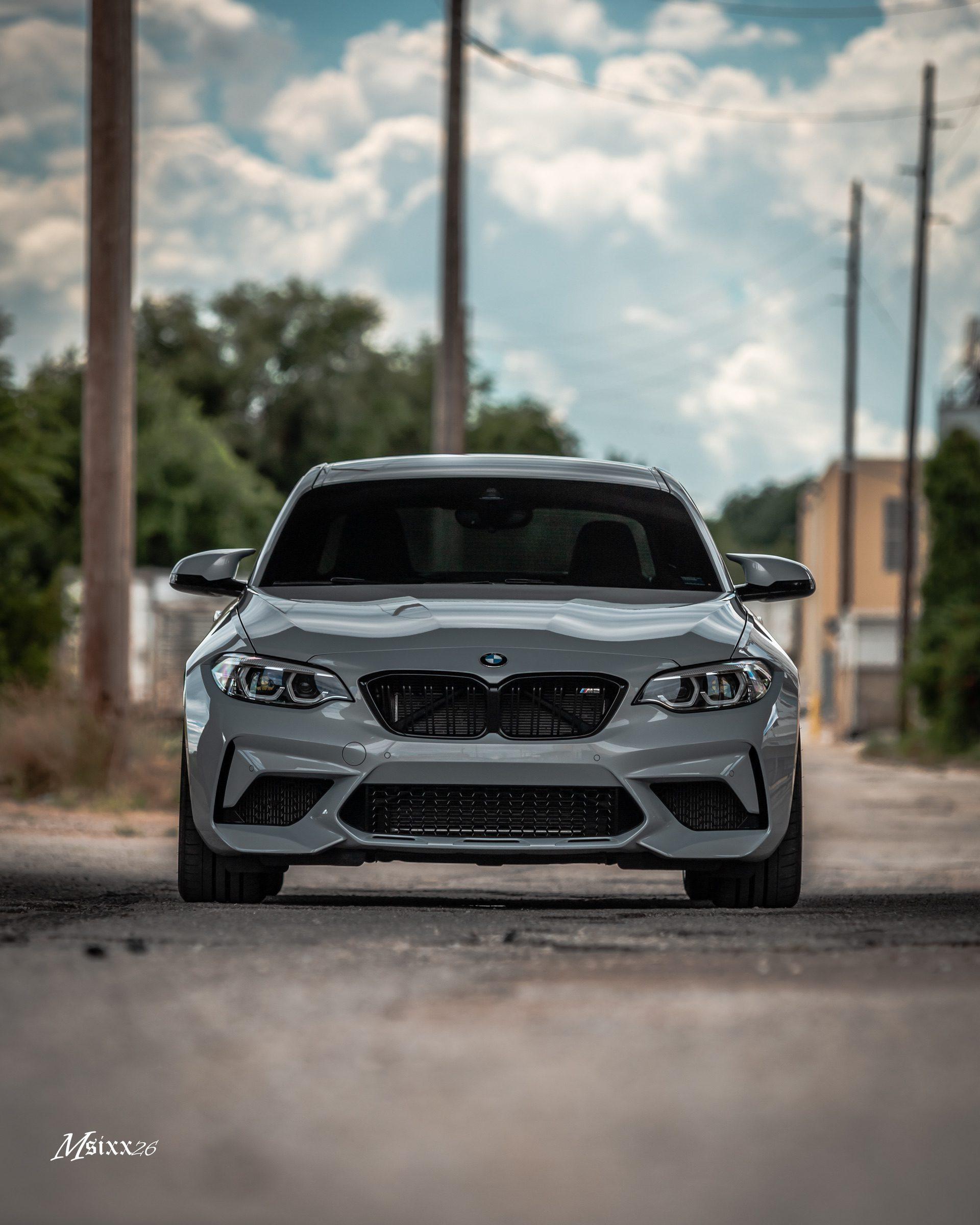 ВИДЕО: Короткометражный фильм о конкурсе BMW M2 — I Donut Care