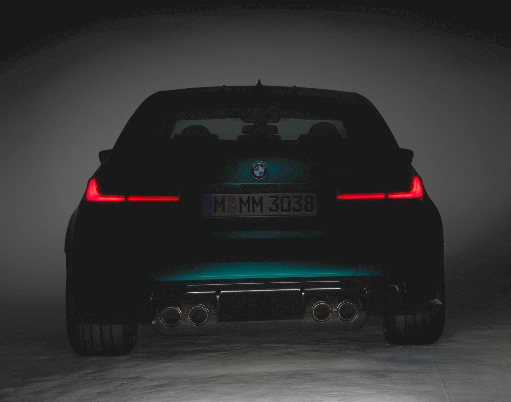 BMW M3 Isle Man Green