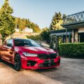 2021 BMW M5 Imola Red