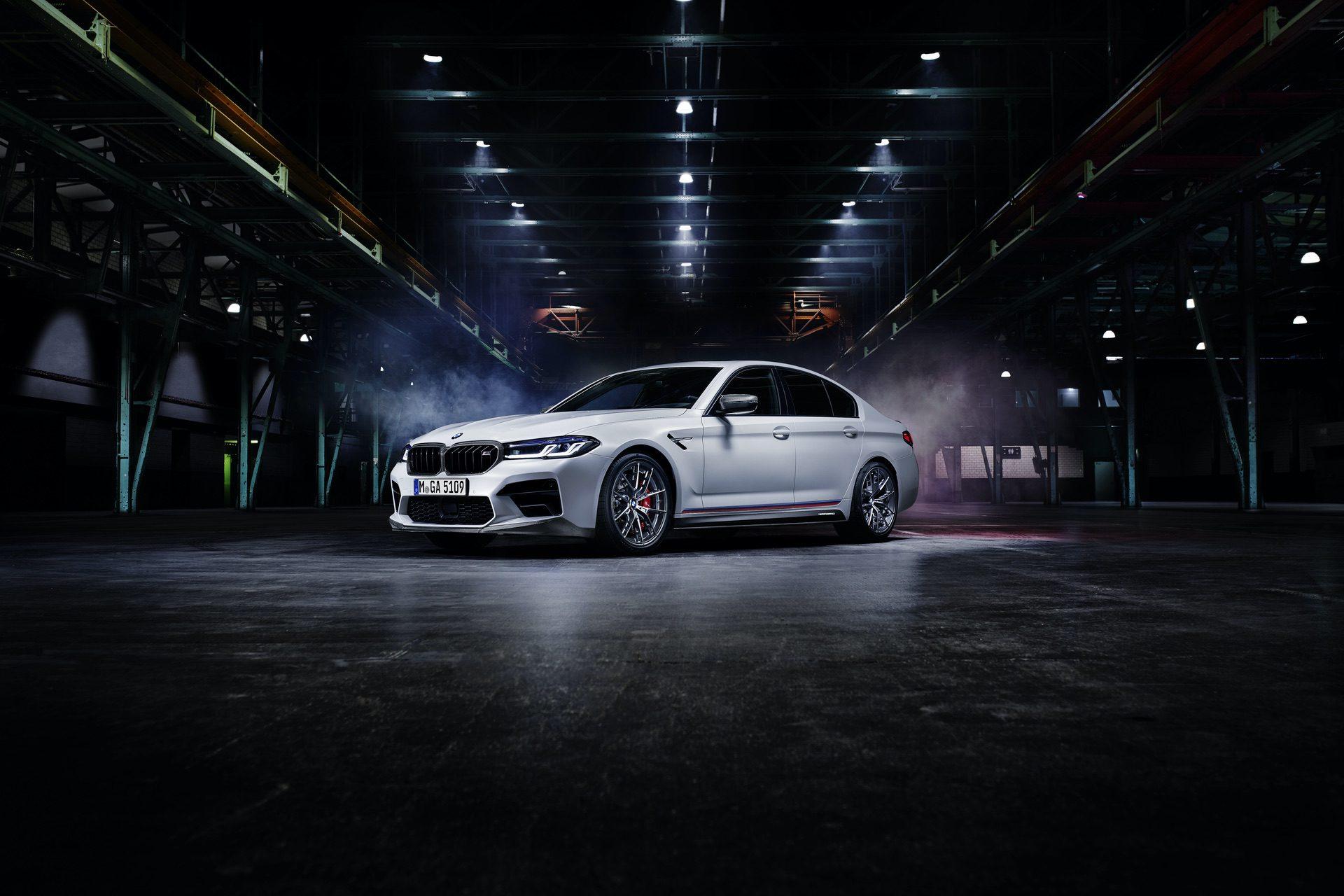 BMW M5 M Performance Parts 01