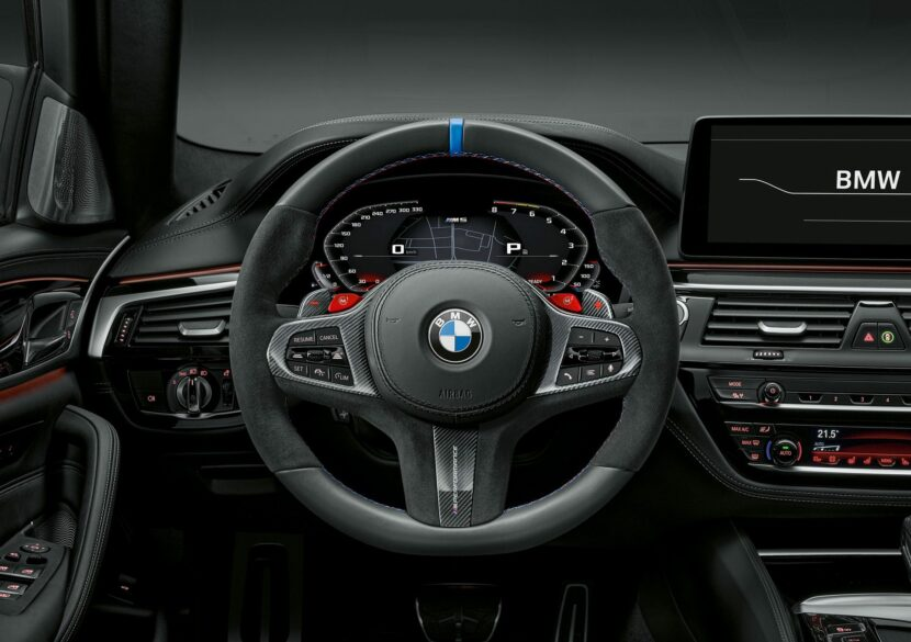 BMW M5 M Performance Parts 27 830x585