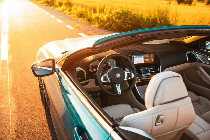 BMW M850i Atlantis Blue 19 830x553