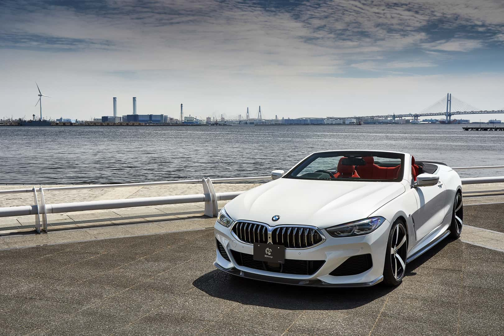 BMW Series Convertible 3D Design 1