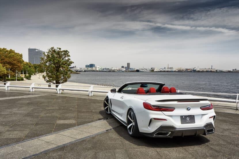 BMW Series Convertible 3D Design 3 830x553