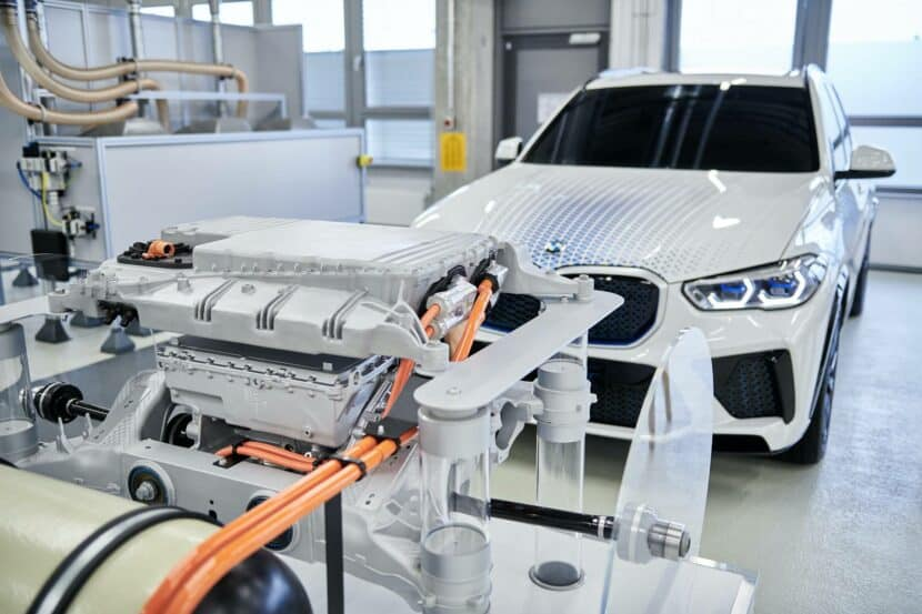 BMW X5 fuel cell 2022 01 830x553