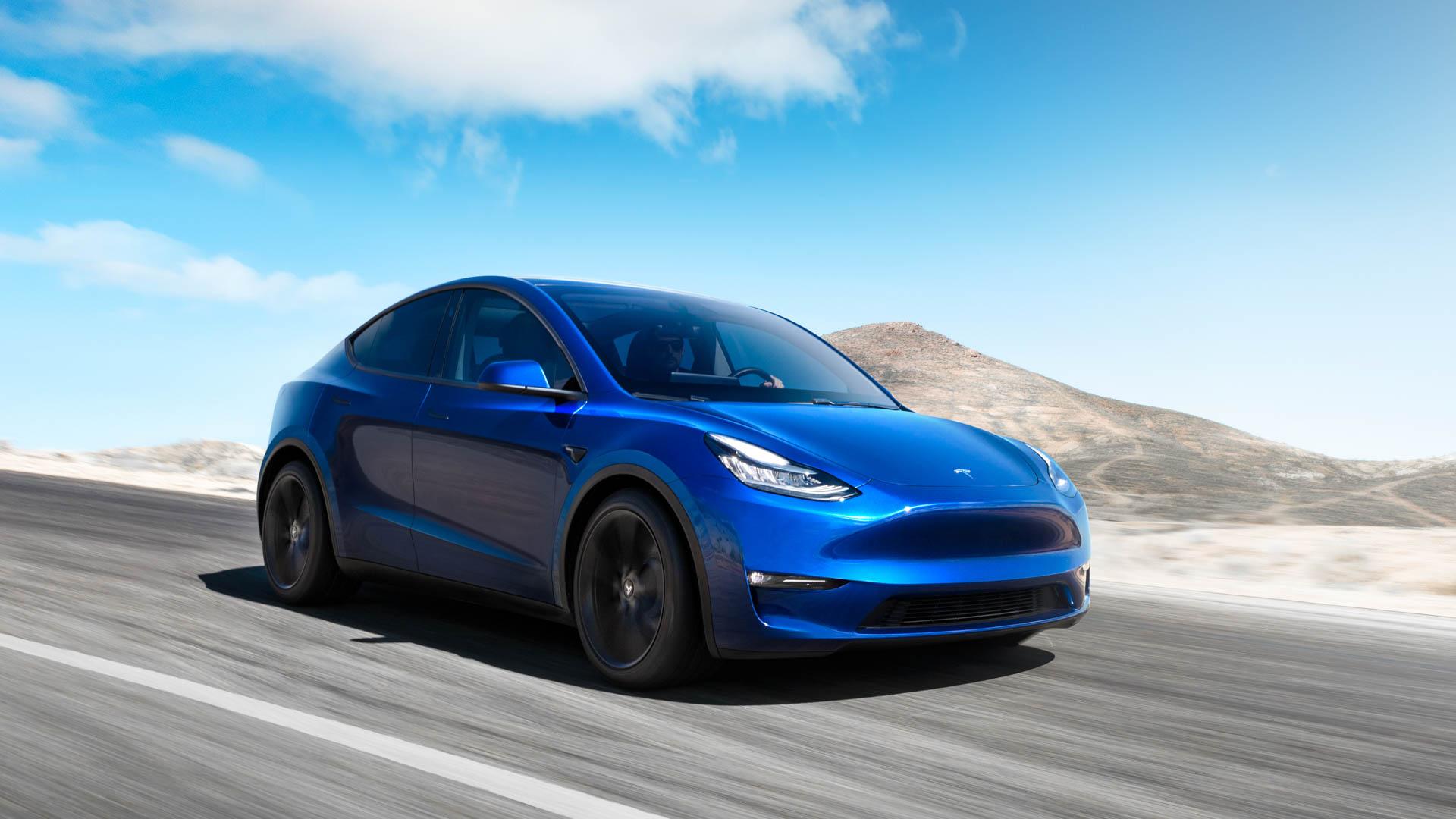 BMW iX3 vs Tesla Model Y 1