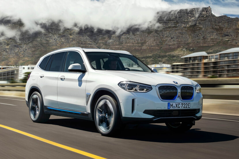 BMW iX3 vs Tesla Model Y 6 830x553