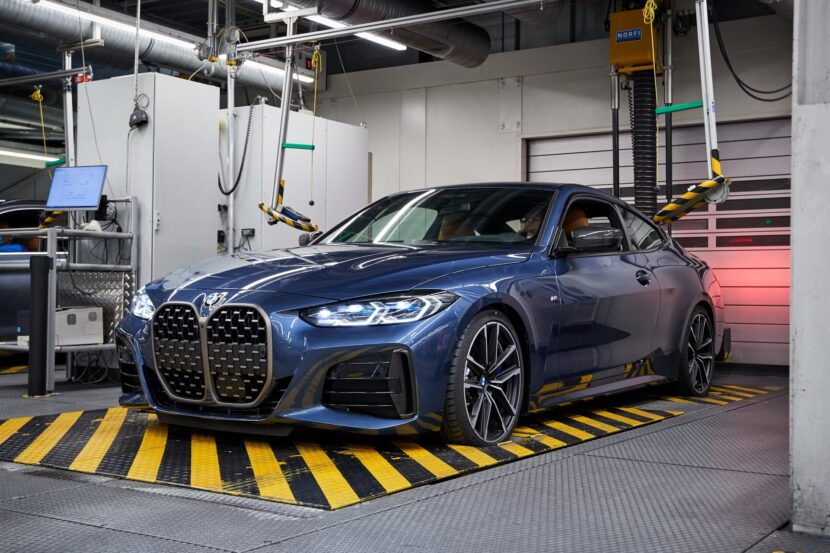 BMW starts G22 4 Series production at Dingolfing 13 830x553