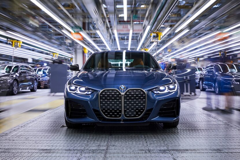 BMW starts G22 4 Series production at Dingolfing 26 830x553
