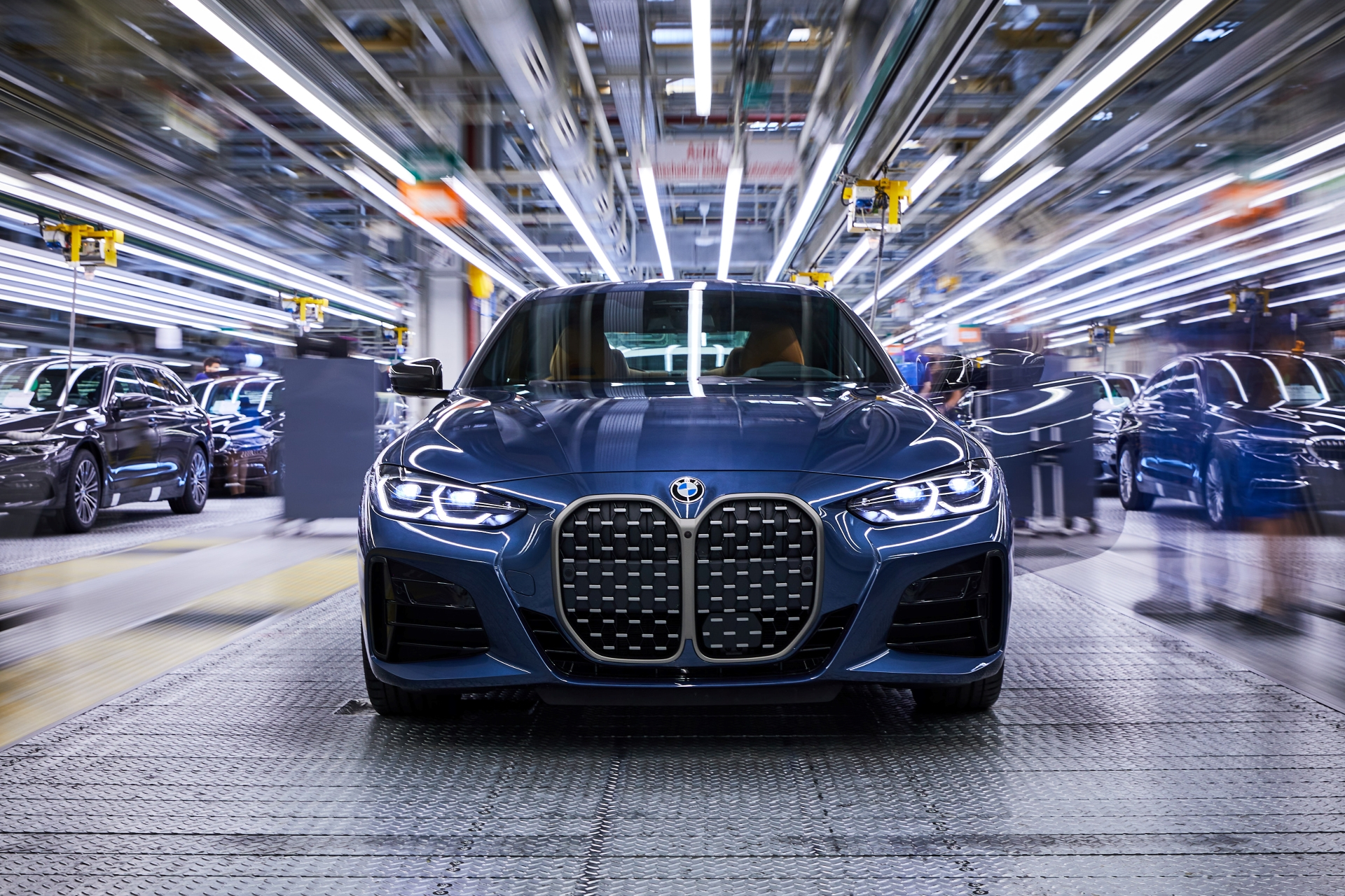 BMW starts G22 4 Series production at Dingolfing 26