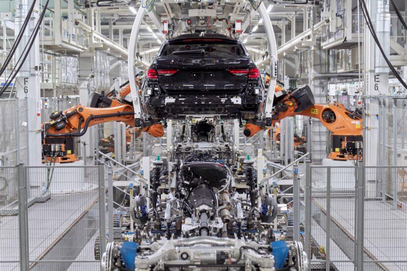 BMW starts LCI 5 Series production at Dingolfing 4 830x553
