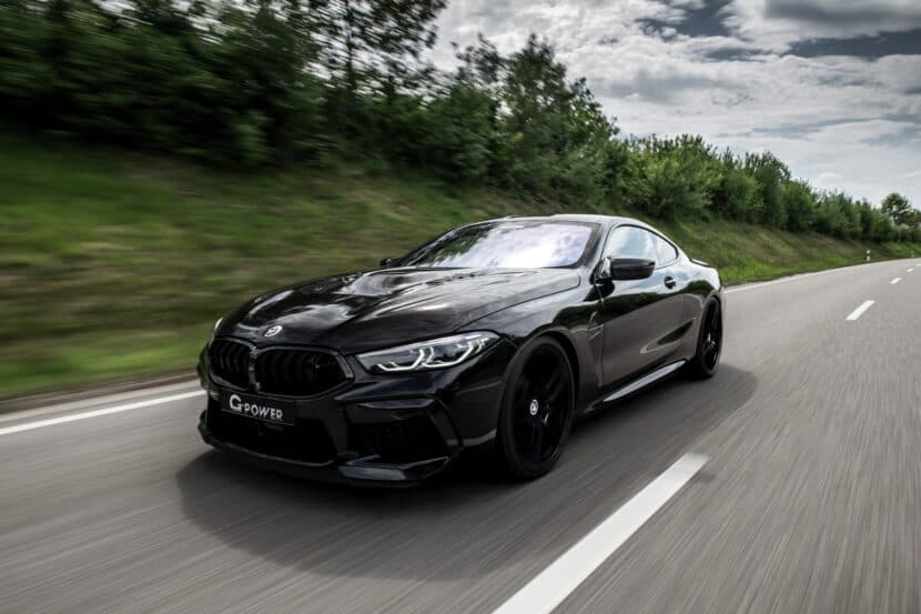 G Power BMW M8 Coupe Tuning F92 01 830x553