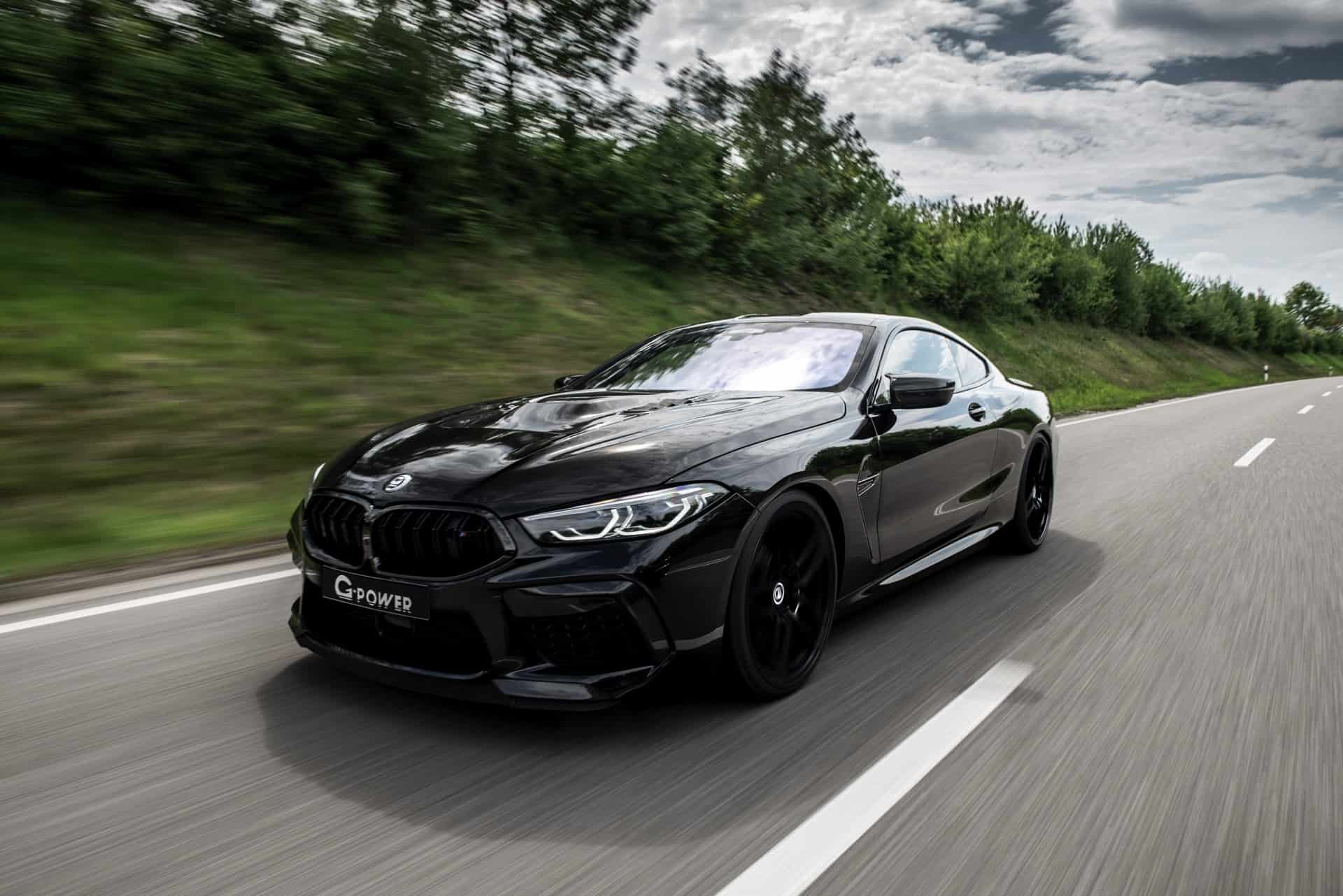 G Power BMW M8 Coupe Tuning F92 01