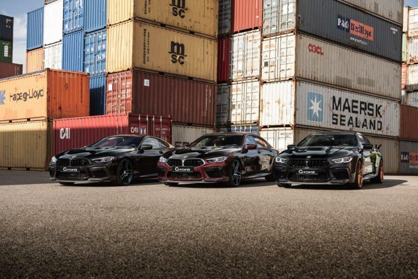 G Power BMW M8 Tuning 02 830x554